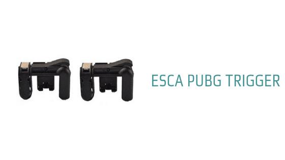 Esca Pubg Sensitive Shoot Aim Buttons L1 R1 Trigge