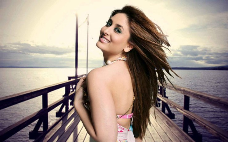 Kareena Kapoor Khan Sea