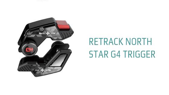 Retrack North Star G4 Shooter Aimkey Gaming L1r1 T