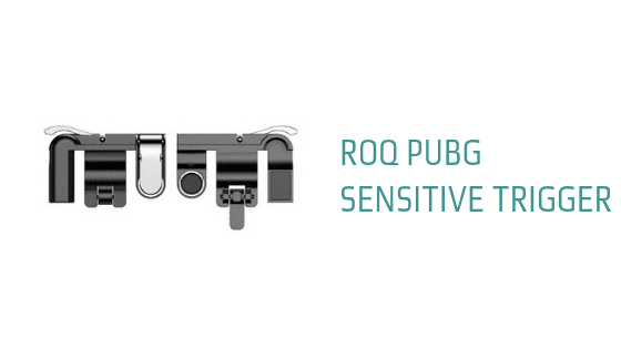 Roq Pubg Sensitive Buttons L1 R1 Trigger