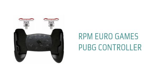 Rpm Euro Games Pubg Controller Mobile Game Trigger