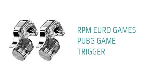 Rpm Euro Games Pubg Metal Controller Mobile Game T