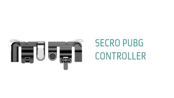 Secro Pubg Mobile Game Controller