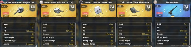 Azur Lane Equipment Guide 2020