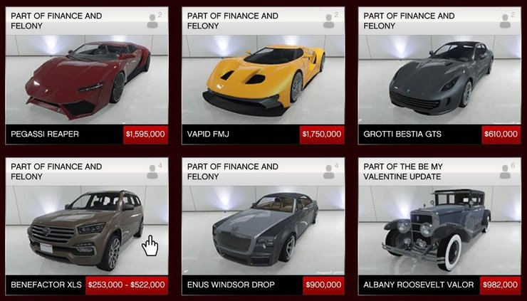 Fastest Cars On Gta 5 Top 10 Fastest And Best Looking Cars In Gta Online