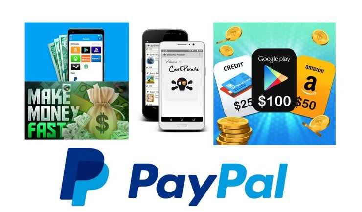 Play game earn paypal cash