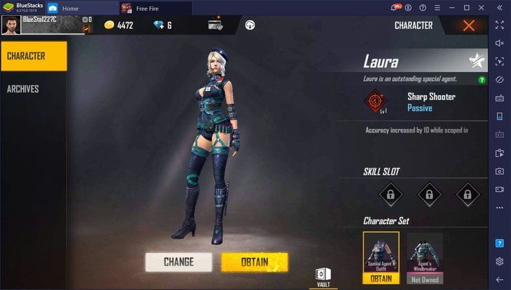 Free Fire Laura Ability: Tips And Tricks On Using Laura ...