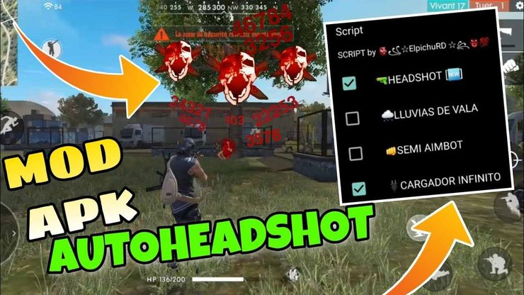 Download Free Fire Headshot Hack App 2020 Pictures