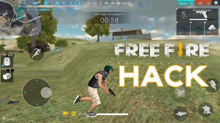This App Is The Only Free Fire Battlegrounds Hack 2020 That Works