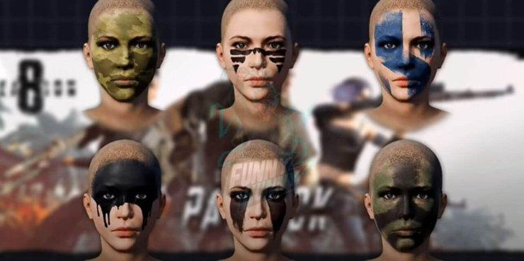 face masks reward of the upcoming Royale Pass