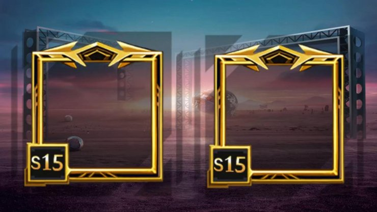 the Conqueror border for the best players of PUBG Mobile