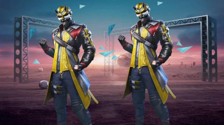 The new costume reward for Gold tier