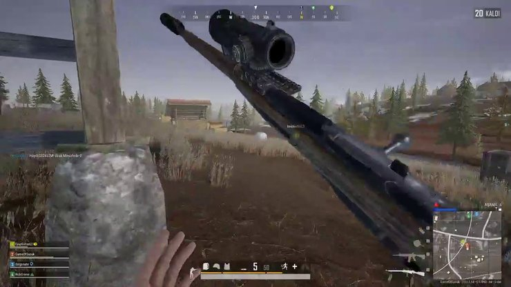 Mosin Nagant First Look Cc35