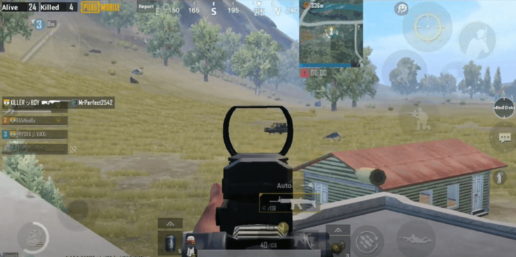 Pro Tips To Eliminate Enemies On A Moving Vehicle In PUBG Mobile