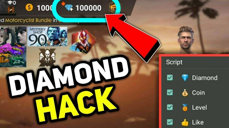 How To Get Unlimited Diamond Using Free Fire Diamond Hack Website