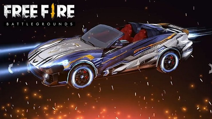 Free Fire Vehicles In Real Life