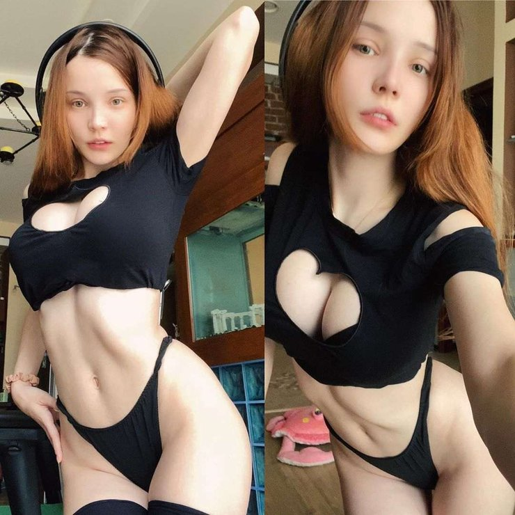 Increase Breast Size To AAA, Russian Coser Admits Her Life