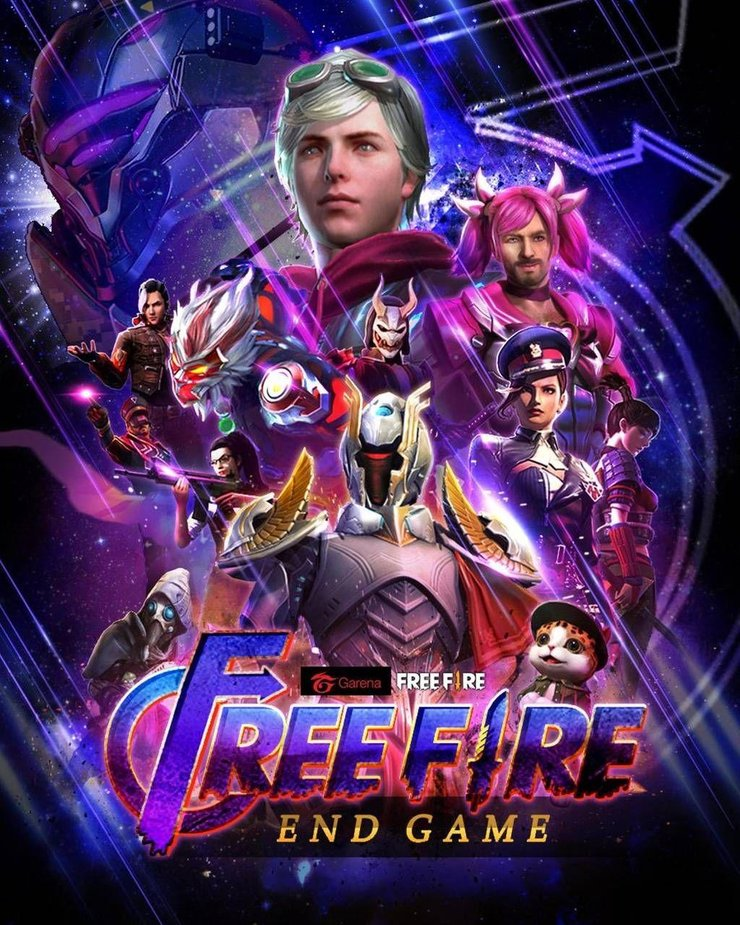 The Most Beautiful Free Fire Wallpaper Download For Mobile Free fire wallpaper download jio