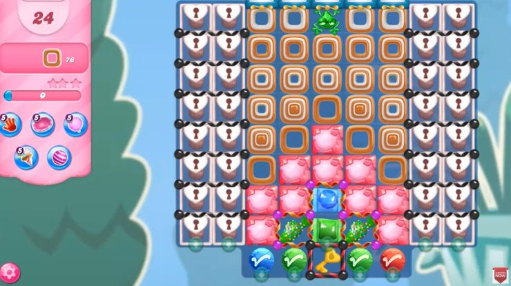 Level on highest candy crush the Who is
