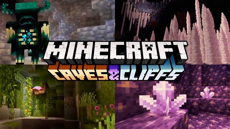 Minecraft Caves And Cliffs Update Download, Details And More