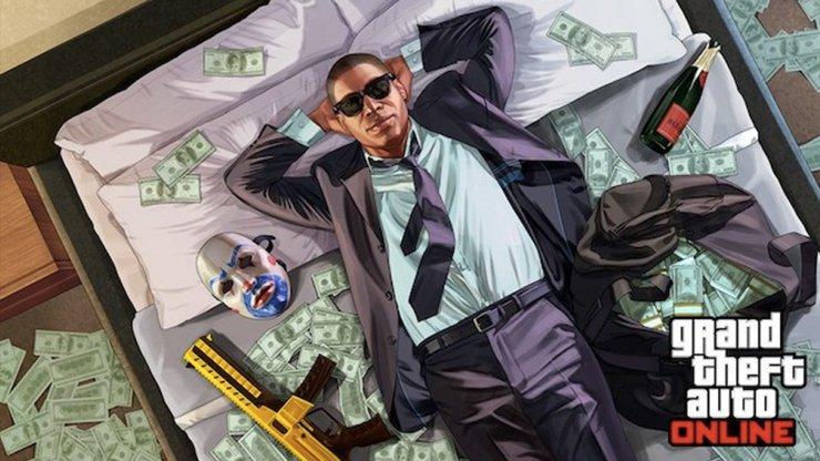 Gta Online Money Franklin