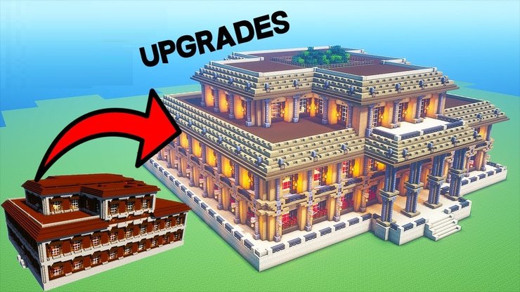 turn the mansion into a base