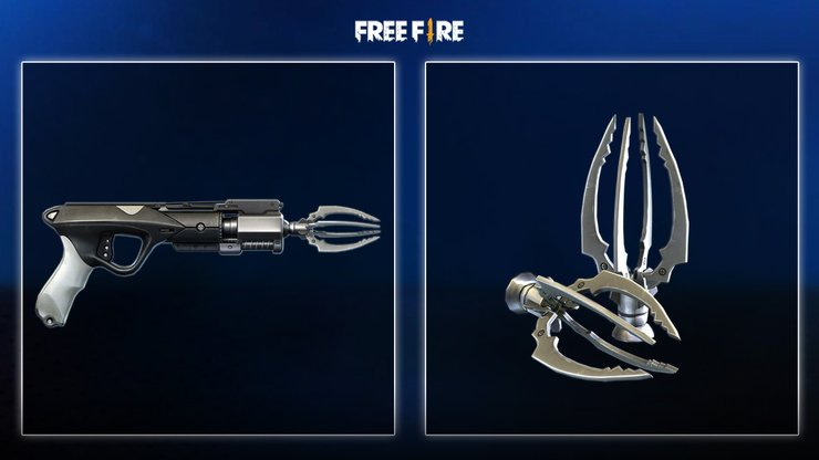 Graplling Hook Free Fire
