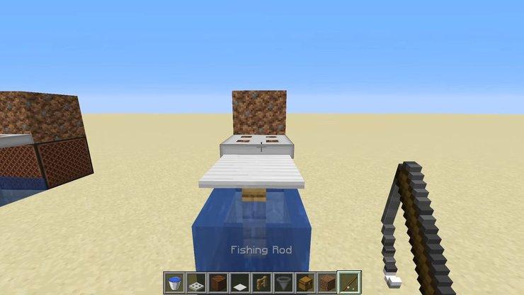 Minecraft Afk Fish Farm 2