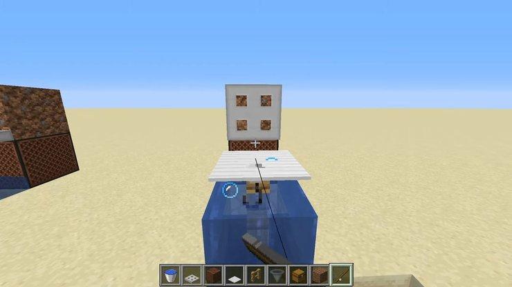 Minecraft Afk Fish Farm 3